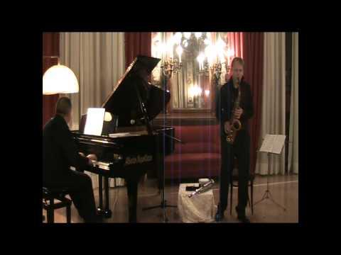Arno Bornkamp: Debussy Rhapsodie pour Orchestre et Saxophone part 2