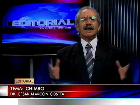 Editorial RTU Noticias 03/03/2014 Tema: Chimbo