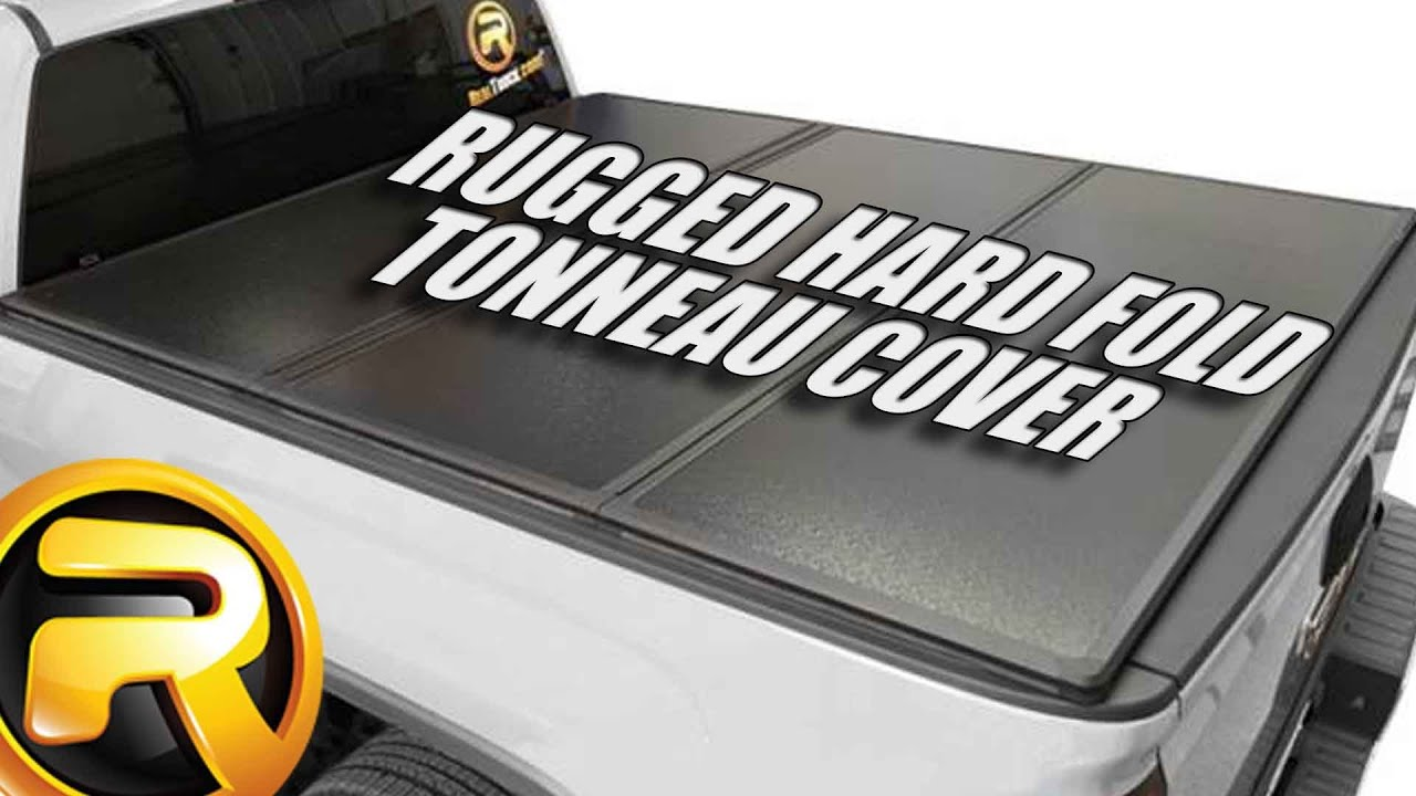 Rugged Liner Hard Fold Tonneau Cover Fast Facts Youtube