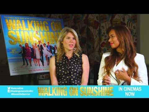 Hannah Arterton & Leona Lewis: Who is your favourite 80s artist? [Vertigo Films]