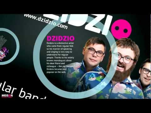 DZIDZIO: About the band (english)