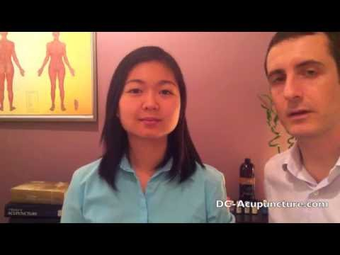 Acupressure for Sinus Problems Video