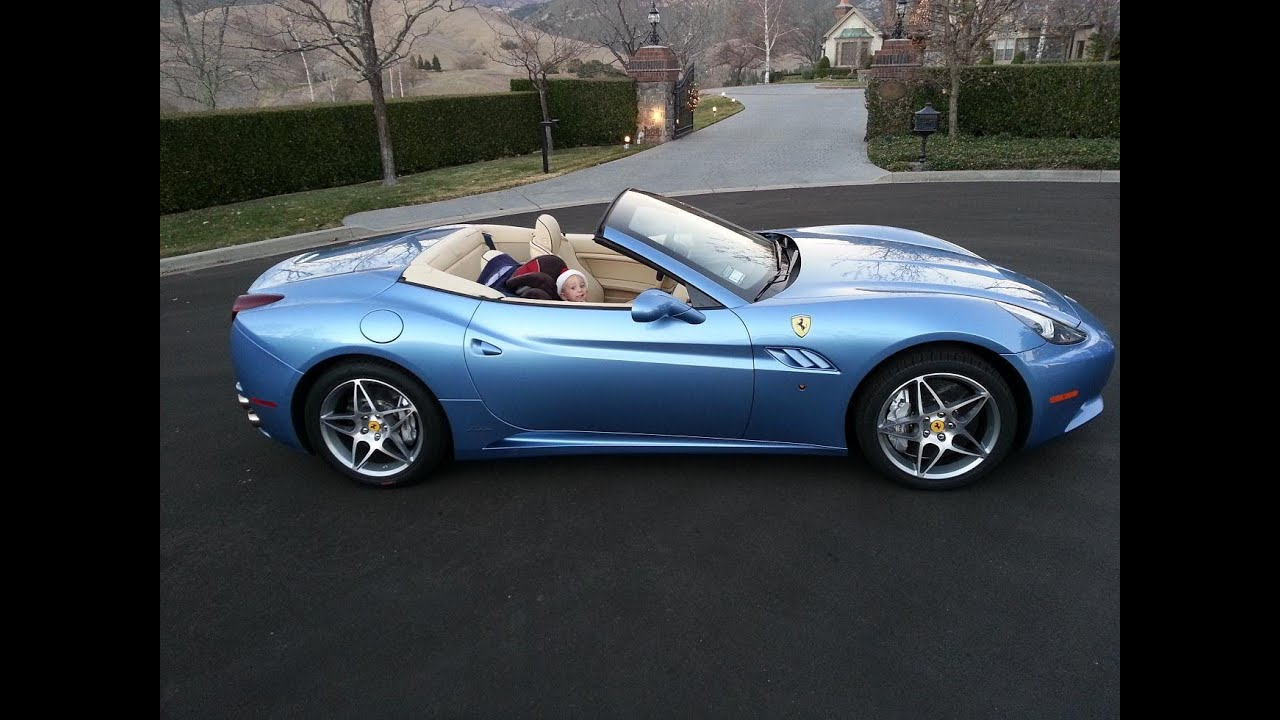 2012 ferrari california for sale january 2014 highway driving video. Cars Review. Best American Auto & Cars Review