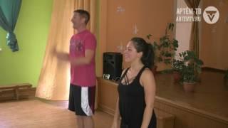 Известный танцевальный коллектив из США посетил местную коррекционную школу