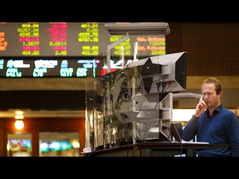 Tension Rises in Ukraine; Markets Sink Everywhere