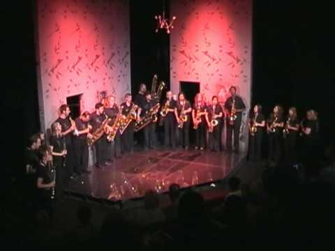 Carnival  – National Saxophone Choir