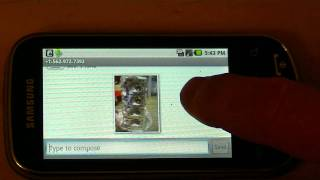 How To Save Pictures From Android Phone Text Messages To