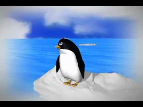 Phim hoạt hình 3D - Giấc mơ cánh cụt - đồ án SV Kent