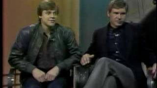 Mark Hamill, Harrison Ford: Today 1980 Pt 1 of 2