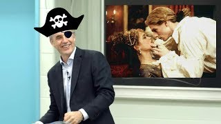 Why Women Fall for Pirates and Vampires - Prof. Jordan Peterson