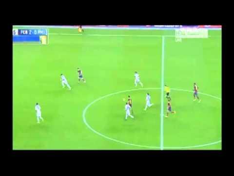 Xavi incredible Ball Control | Barcelona 2-1 Real Madrid ~ liga 2013/2014