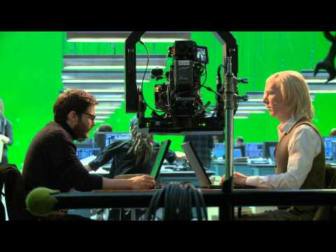 The Fifth Estate Featurette