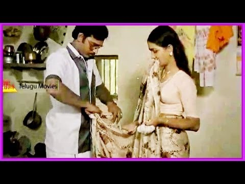 Vaddante Pelli - Comedy Entertainer - Telugu Full Length Movie - part - 12 - Bhagya Raja,Oorvasi