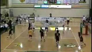 The Best Volleyball Play Ever?
