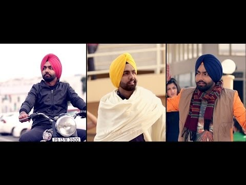 Bullet vs Chammak Challo- Ammy Virk | Official Video | Brand New Punjabi Songs 2014 | Jattizm