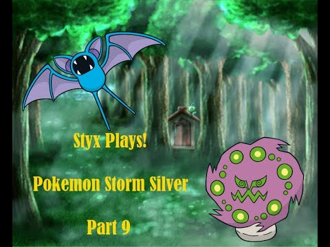 Pokemon Storm Silver Let's Play! Part 9: Ilex Forest!