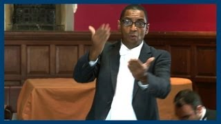 George Hargreaves | Gay Rights Debate | Oxford Union