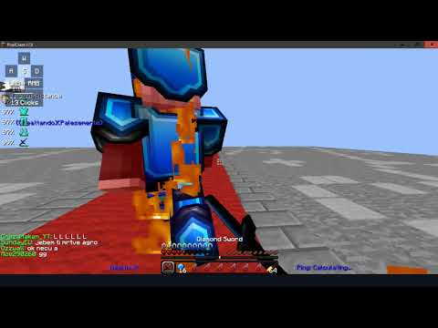 Minecraft PVP (NoDebuff)