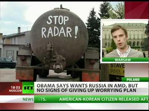 Obama wants Russia in missile shield, mulls rockets next door