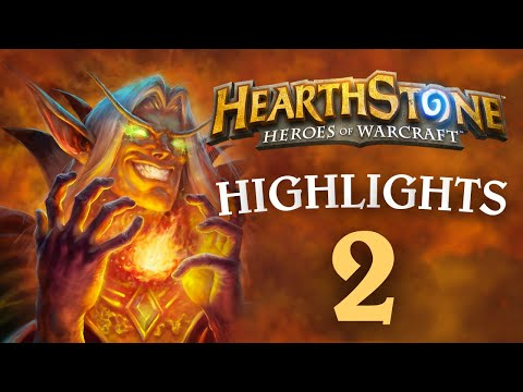 Hearthstone Daily Funny and LOL Moments Ep. 2