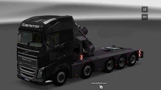 #01 Gameplay Euro Truck Simulator 2 : Volvo FH16 TANDEM