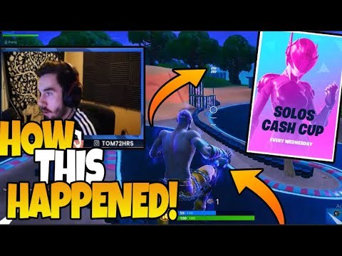 72HRS WITH THE MOST *INSANE* SHOCKWAVE GRANADE EVER! *AWESOME* | Fortnite Funny & Highlights
