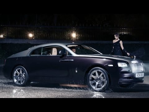 NEW Rolls-Royce Wraith OFFICIAL TRAILER