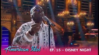 "Michael J. Woodard: KILLS Disney Night With ""Beauty and the Beast""! 
