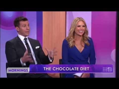 The Chocolate Diet: Lose Weight And Feel Better