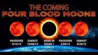 Blood Moon Lunar Tetrads =WAR! 2015 Deadline-Antichrist
