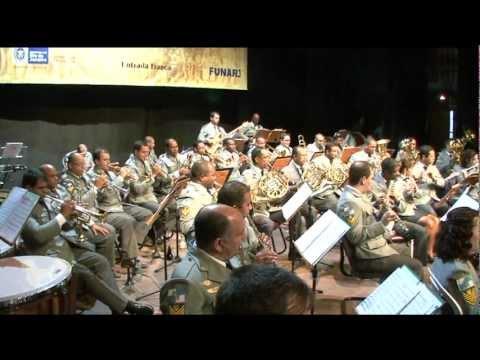 Banda Sinfônica Corpo de Bombeiros do RJ-- We are the Champions,Ten De Souza