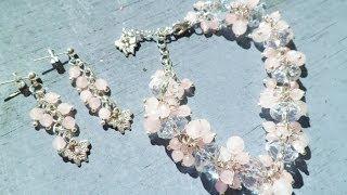 PandaHall Jewelry Making Tutorial Video--How To Make