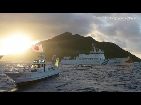Are China and Japan Heading Toward Conflict?