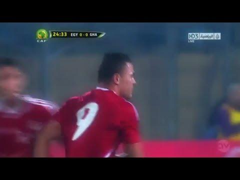 Egypt Vs Ghana 2-1 2013 | مصر وغانا 2-1 2013 All Goals (19/11/2013) HD