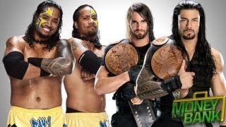 WWE Money in the Bank 2013 Kickoff