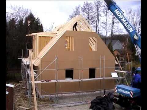 Szybka budowa domu pasymnego