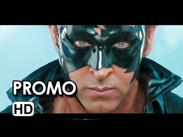 KRRISH 3 - Promo (2013) Hrithik Roshan, Priyanka Chopra