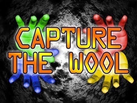 Minecraft: Capture the Wool w/Mitch, Jerome and Ryan!