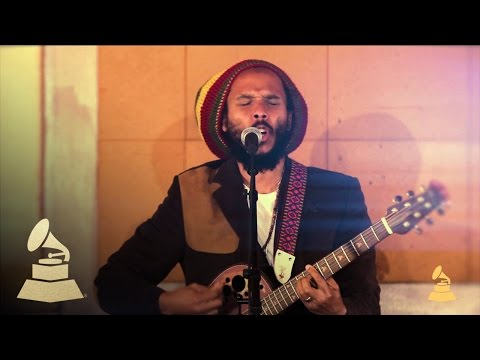 Ziggy Marley live performance of So Much Trouble In The World