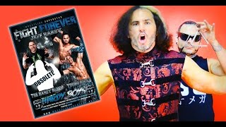 Matt Hardy - Chris Jericho Photo, Matt Promises To Delete The Young Bucks (Video), Jessie Godderz
