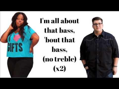All About That Bass Glee Lyrics