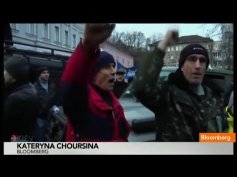 Ukraine Police Crackdown Fueled Protestors' Rage