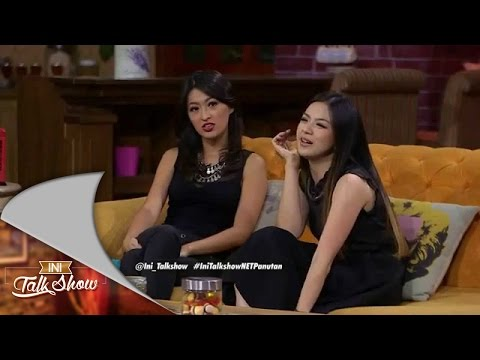 Ini Talk Show 12 September 2014 Part 2/4 - Franda, Ira Maya Sopha dan Priscilya Princessa