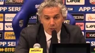 Parma, Donadoni arrabbiato: 'Squadra rassegnata'