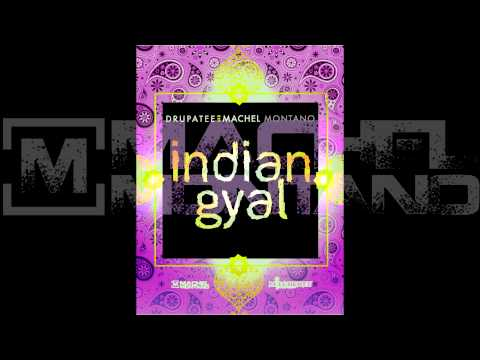 Drupatee & Machel Montano- Indian Gyal(Wuk Up D Larki) [2013 soca](Download link in description).