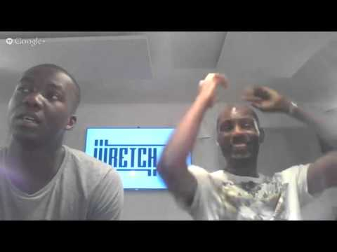 Wretch 32 & Jacob Banks Google Plus Hangout | Hip-hop, Rap, Uk Hip-hop