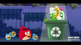 Angry Birds Seasons Abra Ca Bacon All Levels 1-1 To 2-15