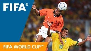 World Cup Highlights: Netherlands - Brazil, France 1998