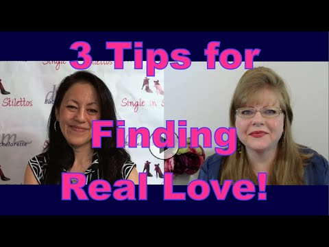 How to Find Real Love - Dating Advice for Women Over 40