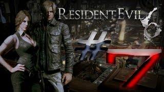 Resident Evil 6 Detonado (Walkthrough) Leon Parte 7 HD